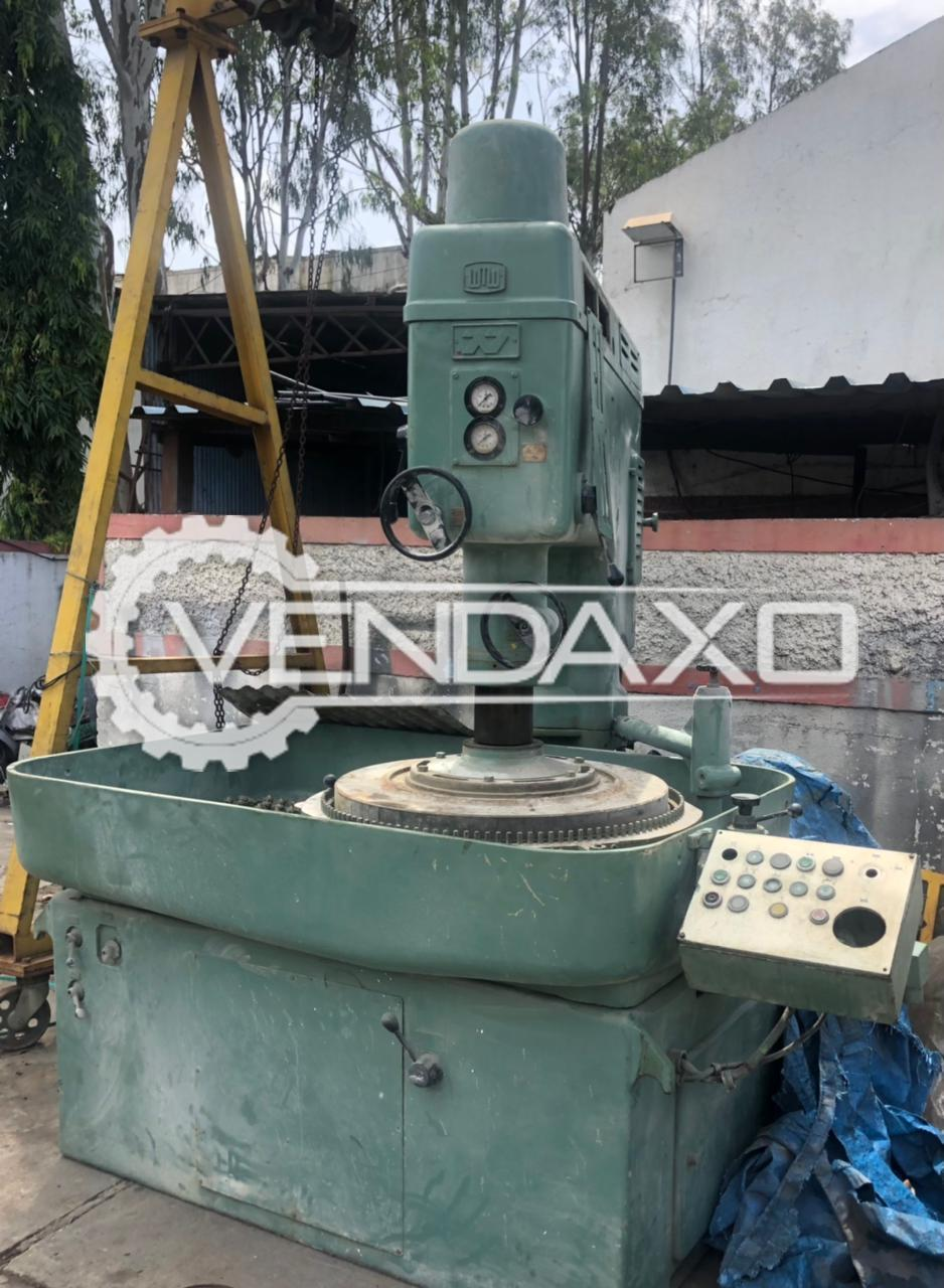 For Sale Used WMW Lapping Machine - 800 mm