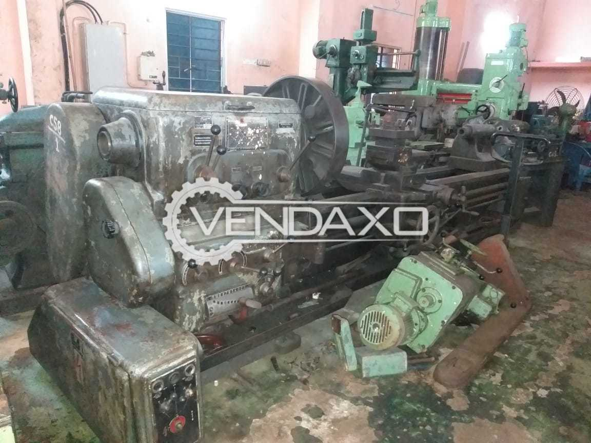 For Sale Used Lathe Machine - Chuck Size - 26 Inch