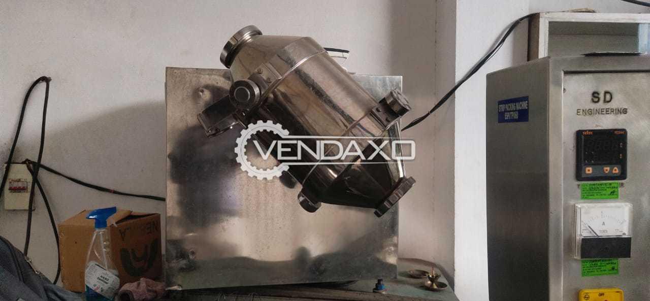 For Sale Used Blender Machine - Lab Model
