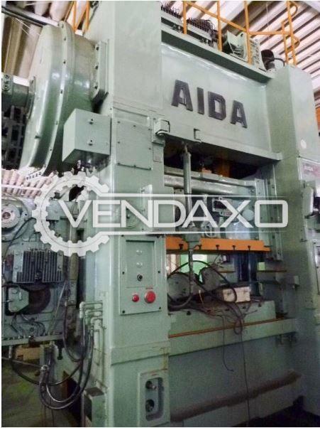Aida PDA-15H High Speed Press - 150 Ton
