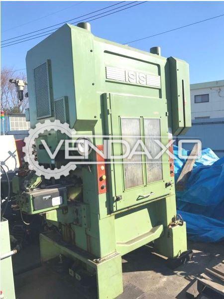 ISIS 82060-S Hydraulic Press - 60 Ton