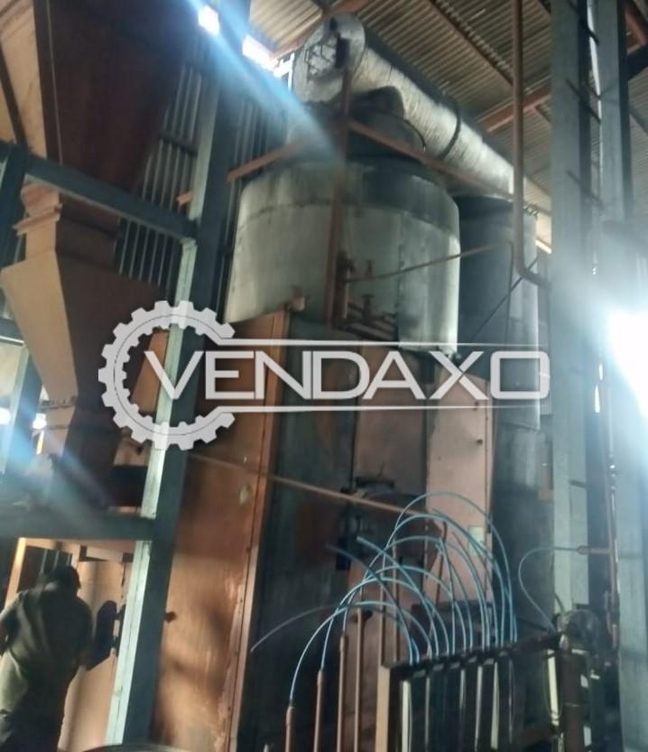 M/S Sheel Chand Agroils Steam Boiler (Heater) - 12L/Kcal