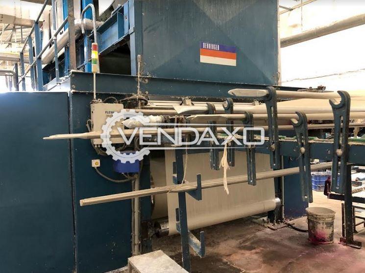 Benninger Sizing Machine - Width - 2800 mm