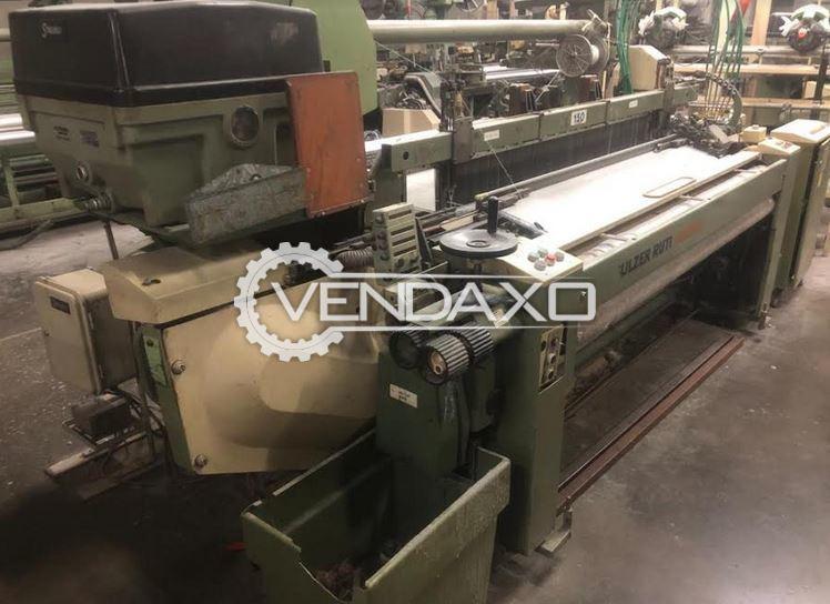 Sulzer Ruti F2001 Rapier Loom Machine - Width - 190 CM