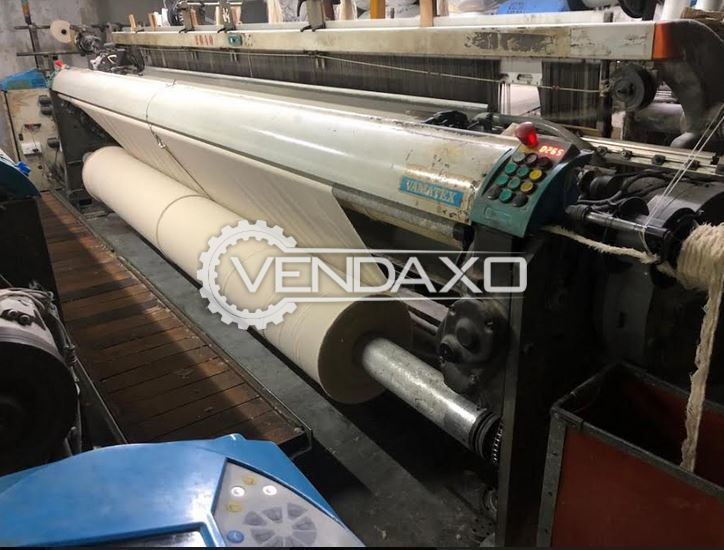 Vamatex P1001-EK Loom Machine - 190 CM