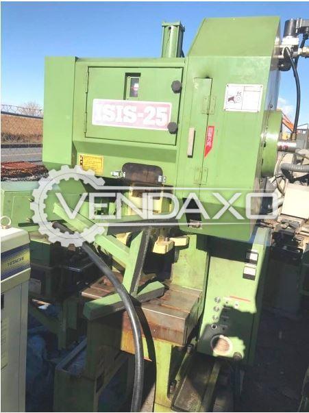 ISIS 81025-CH Hydraulic Press - 25 Ton