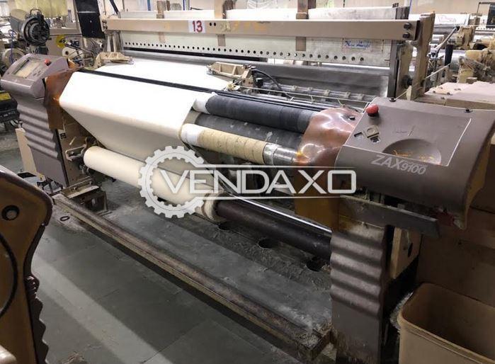 Tsudokama ZAX-9100 Airjet Loom Machine - Width - 210 CM