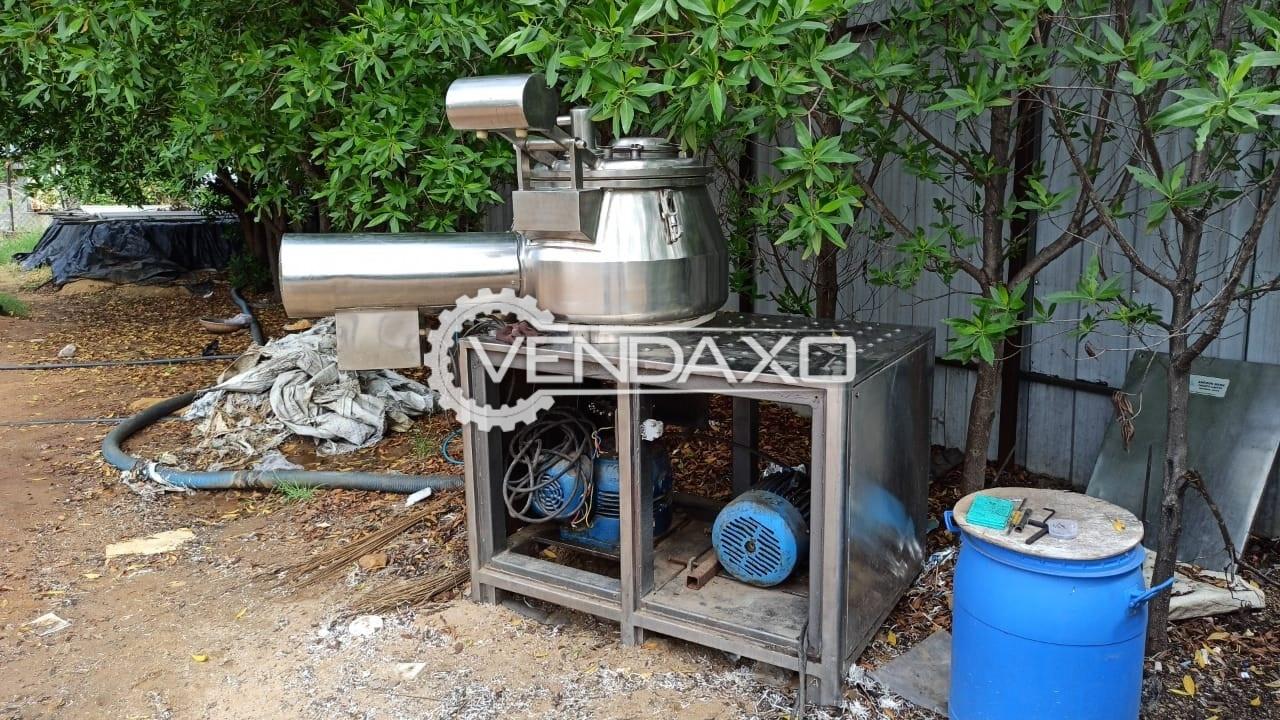 Anchor Mark Rapid Mixing Granulation (RMG) - 100 Liter
