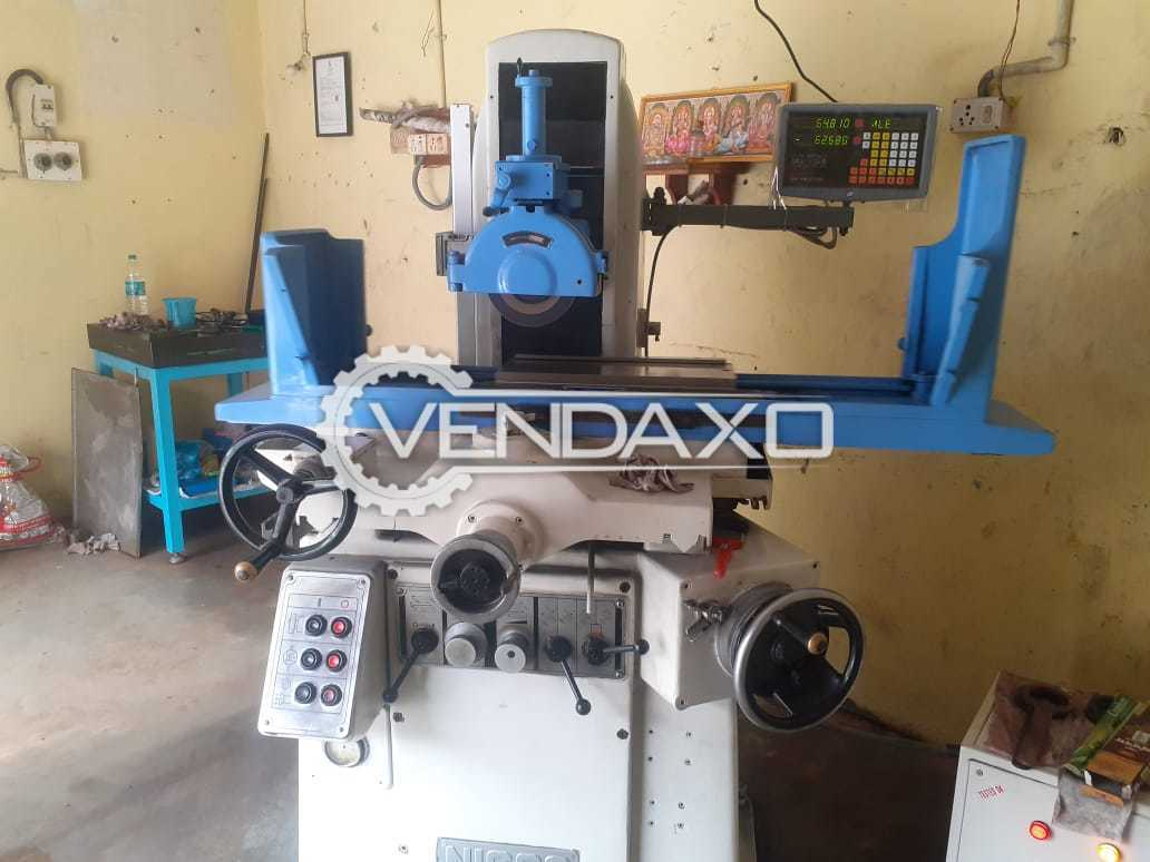 Nicco Surface Grinding Machine - 150 x 400 mm