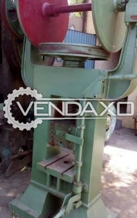 Manual Used Friction Screw Forging Press - 100 MT
