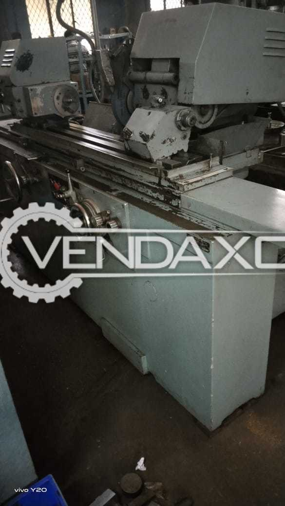 HMT K130 Cylindrical Grinding Machine - Length - 800 mm