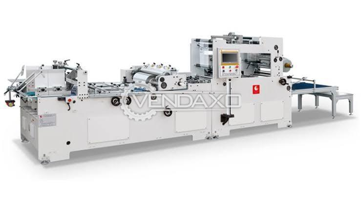 Fully Automatic Chang Hong CH 650 Multifunctional Window Patching Machine - V Cut