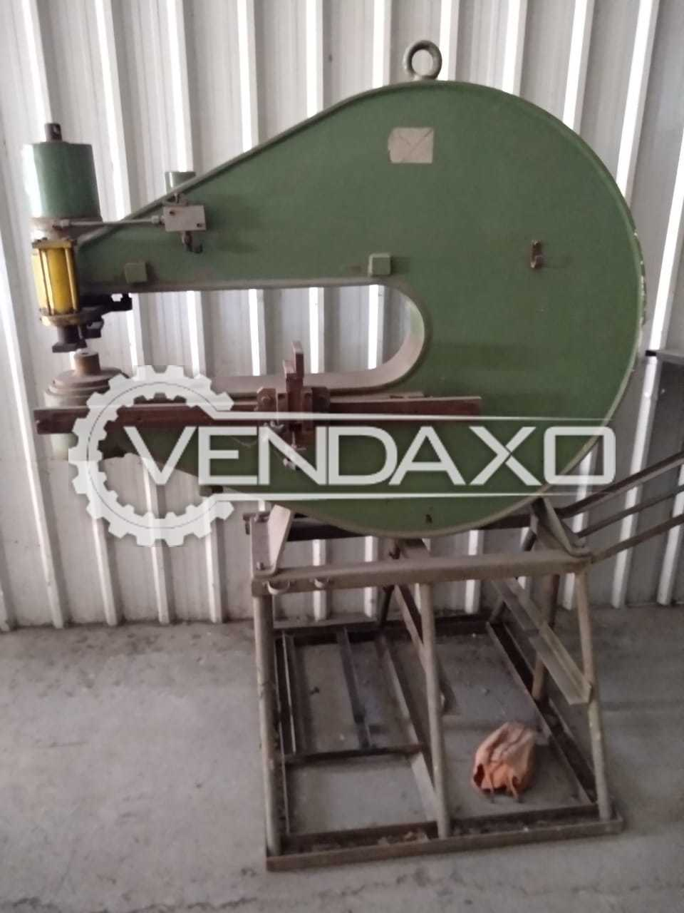For Sale Used Punching Machine - 35 x 4 mm