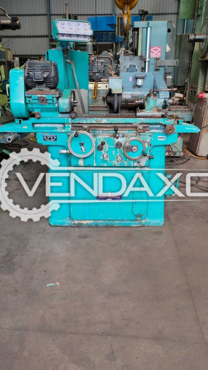 Jones & Shipman 1310 Cylindrical Grinder Machine - Between Center - 500 mm