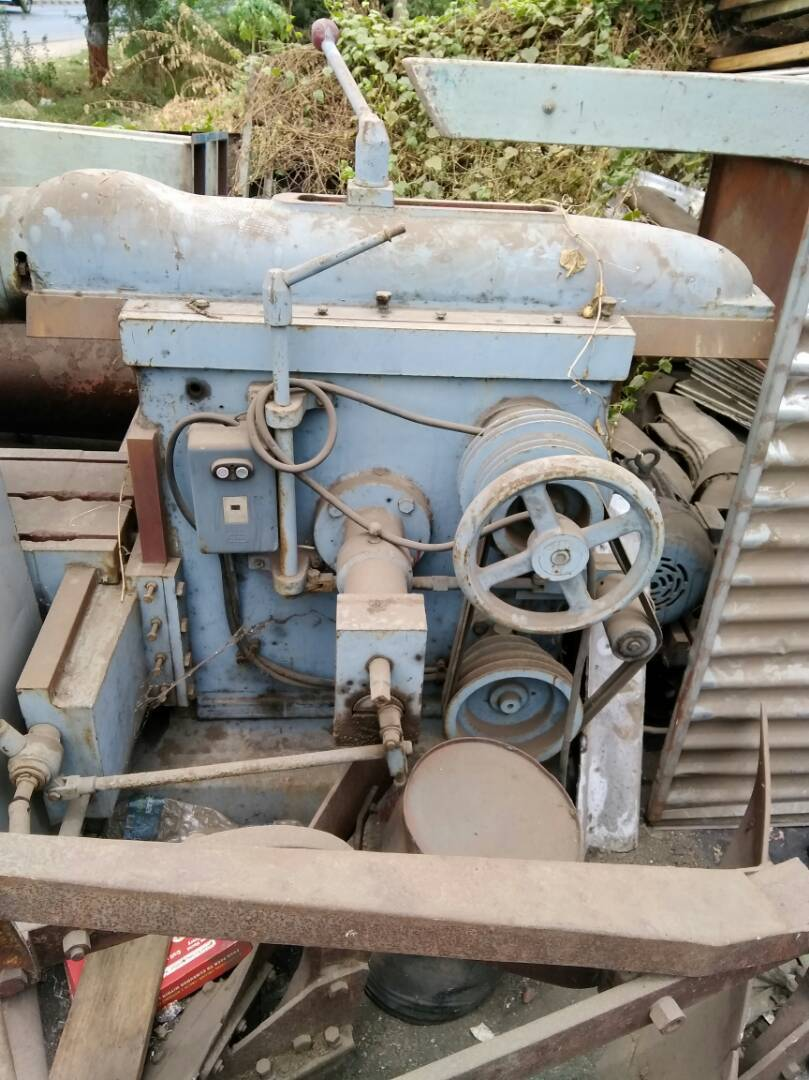 Shaping Machine - Scrap