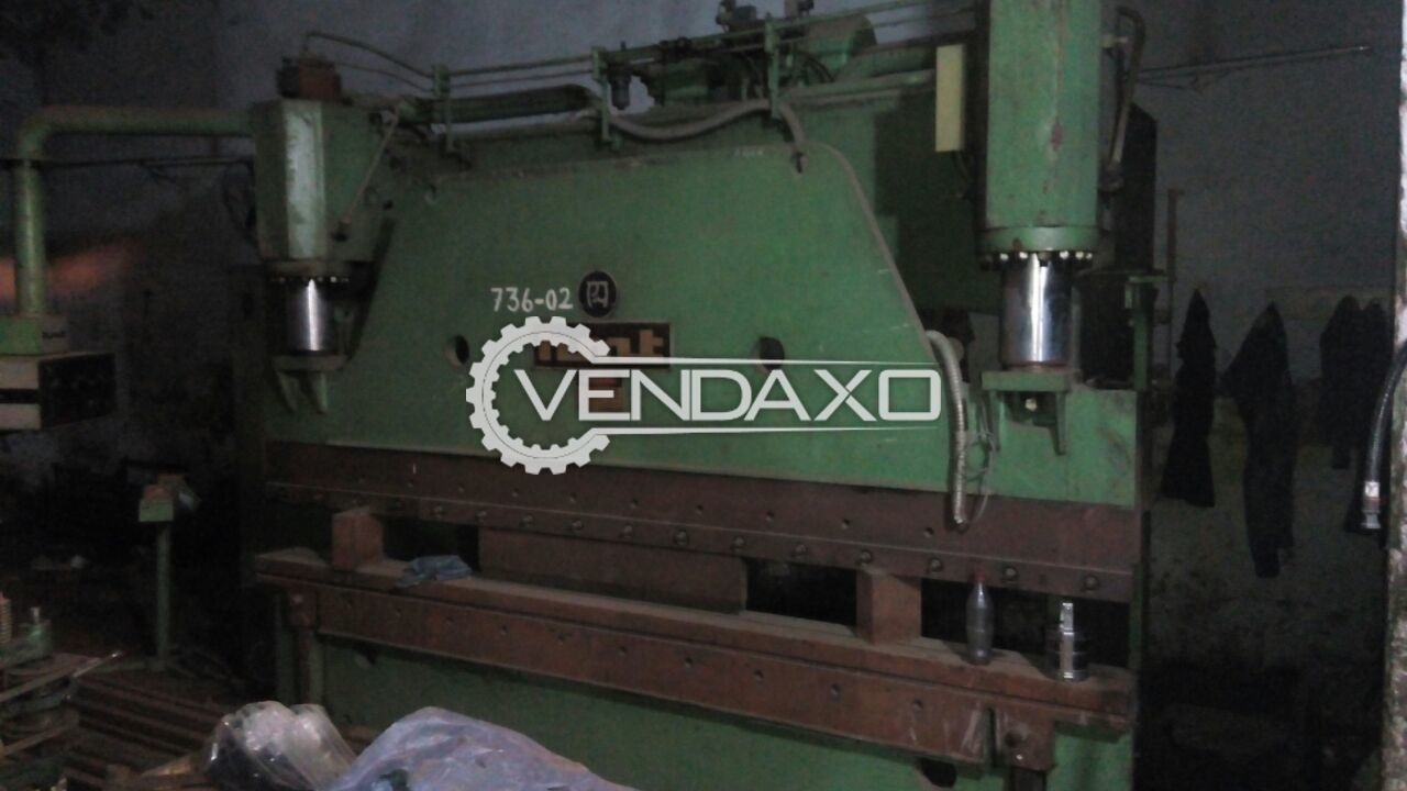 HMT Press Brake Machine