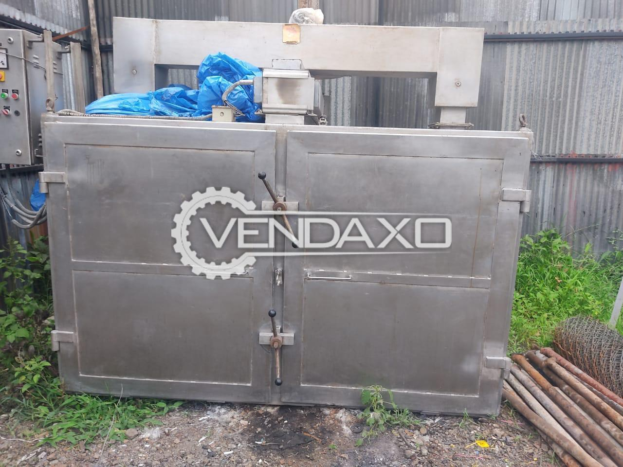 For Sale Used Tray Dryer - 48 Tray