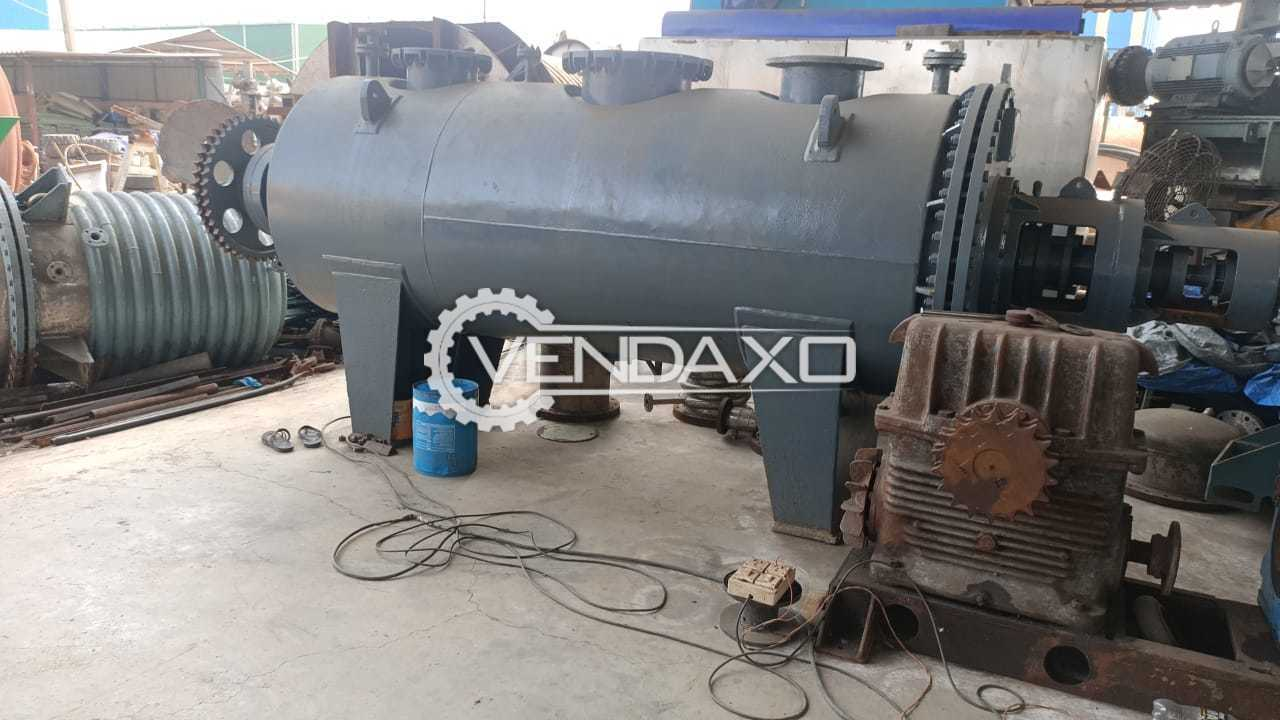 Bifriends Engineering Works (BEW) SS 304 Rotary Vacuum Dryer RVD - 2.5 KL