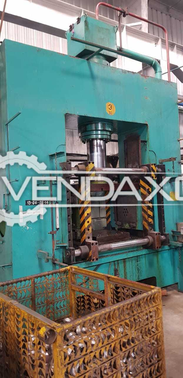 For Sale Used H Type Forging Press - 300 Ton