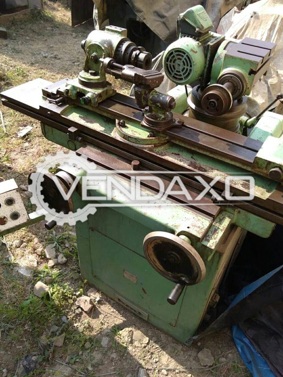 Used HMT Tool And Cutter Grinder Machine for Sale at Best Prices