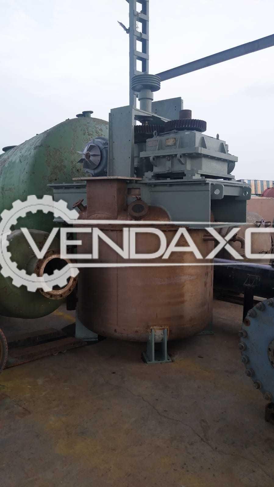 For Sale Used SS 316 Pest Vessel - 5 KL