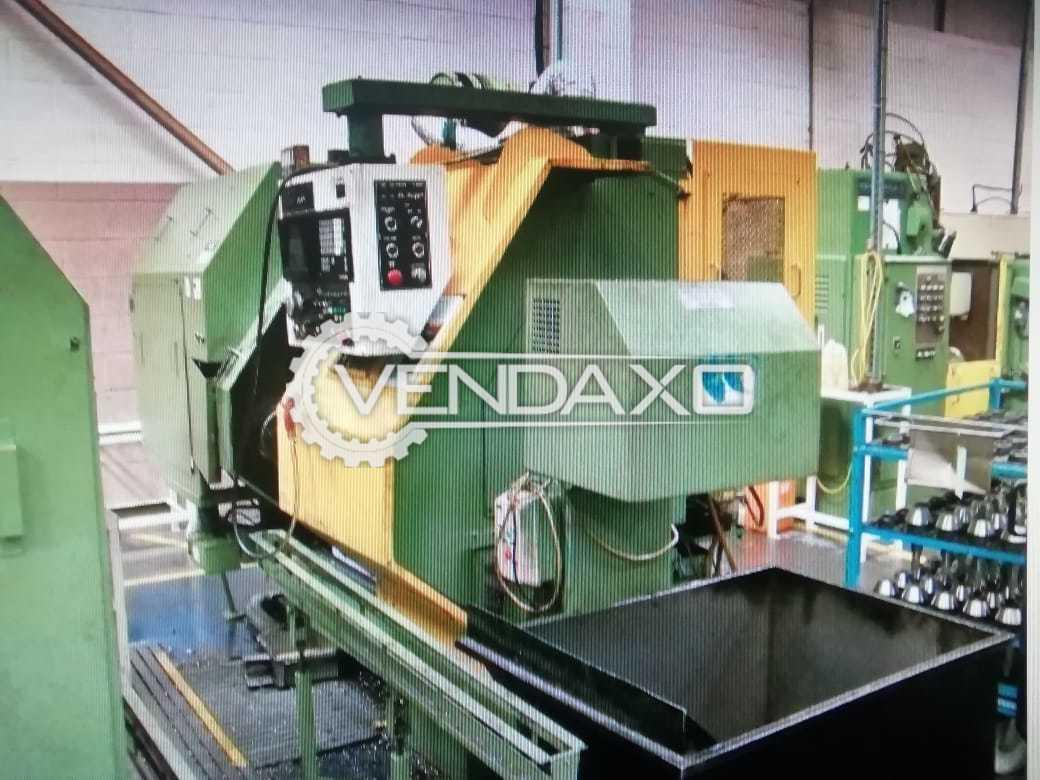 Suga ST 300 CNC Chucker Lathe Machine - 450 mm