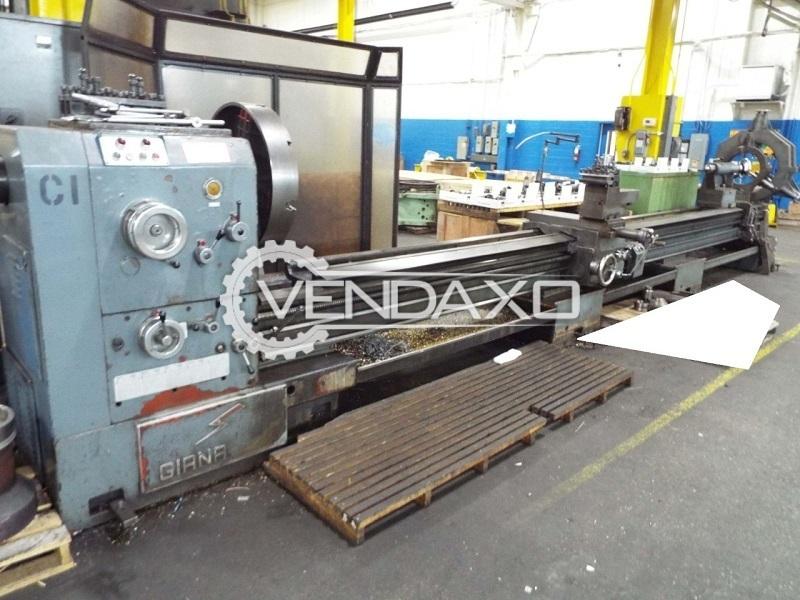 Giana Heavy Duty Engine Lathe Machine - 44 Inch
