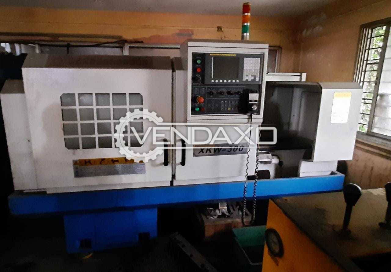 Shanxi Fengyuan XKW300(100)-1000 CNC Thread Whirling Machine - 1000 mm