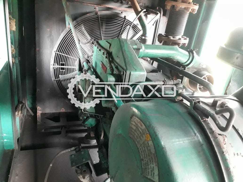 Cummins Jakson CJ 380 D5P Diesel Generator - 380 Kva With Stamford Alternator