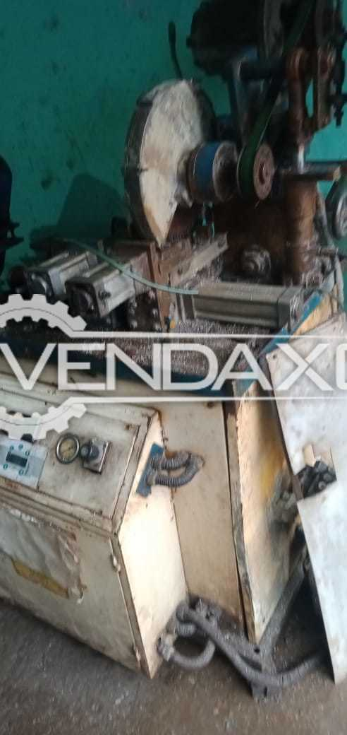 For Sale Used Hydraulic Pipe Cutting Machine - Automatic