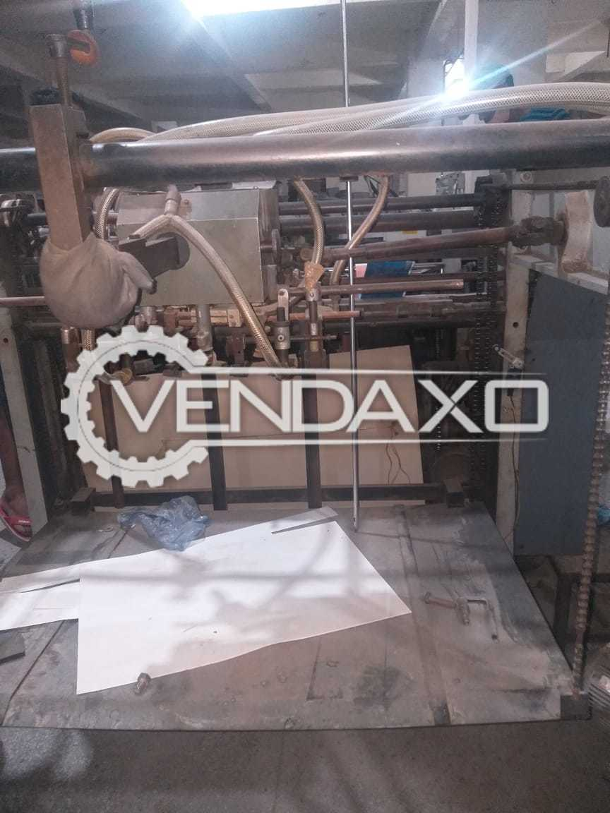 For Sale Used Japan UV Coater Machine - 28 x 40 Inch