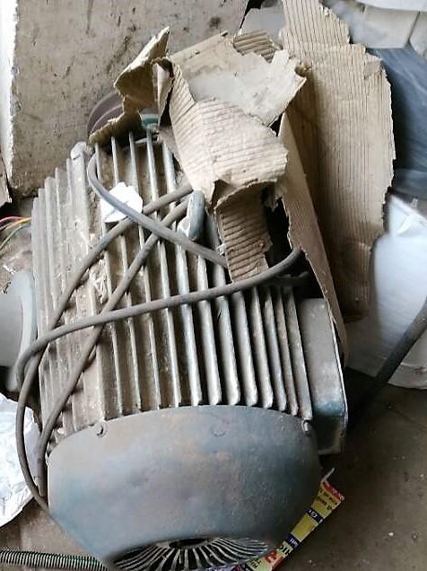 Motor- 15 HP