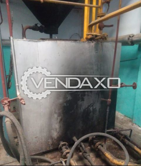 For Sale Used Service Storage Tank - 1.5 Ton