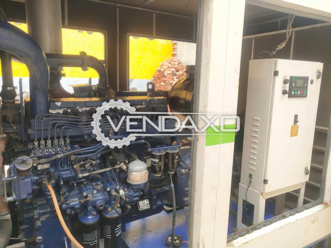 Kirloskar Diesel Generator - 125 Kva, 2015 Model