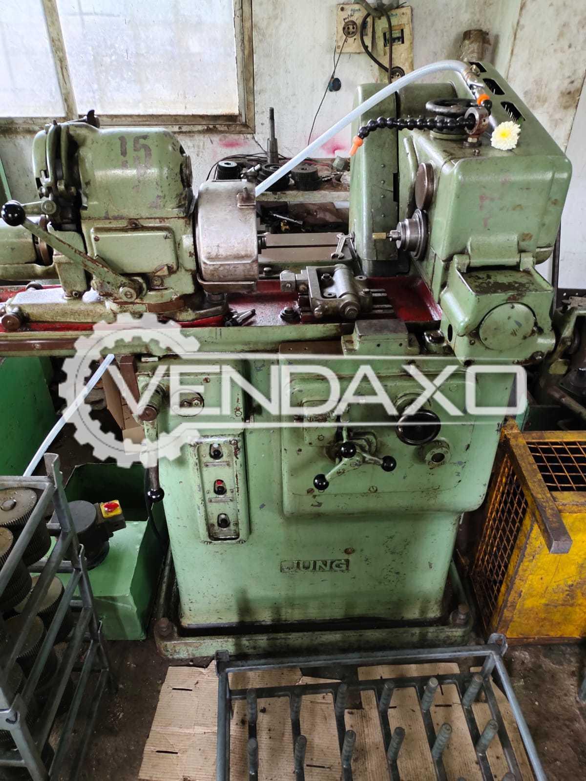 Jung Internal Grinding Machine - 6 to 65 mm