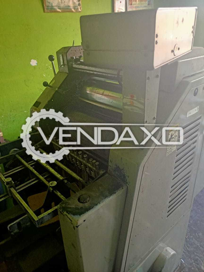 Ryobi 3200 CD Offset Printing Machine - 13 X 18 Inch, Single Color