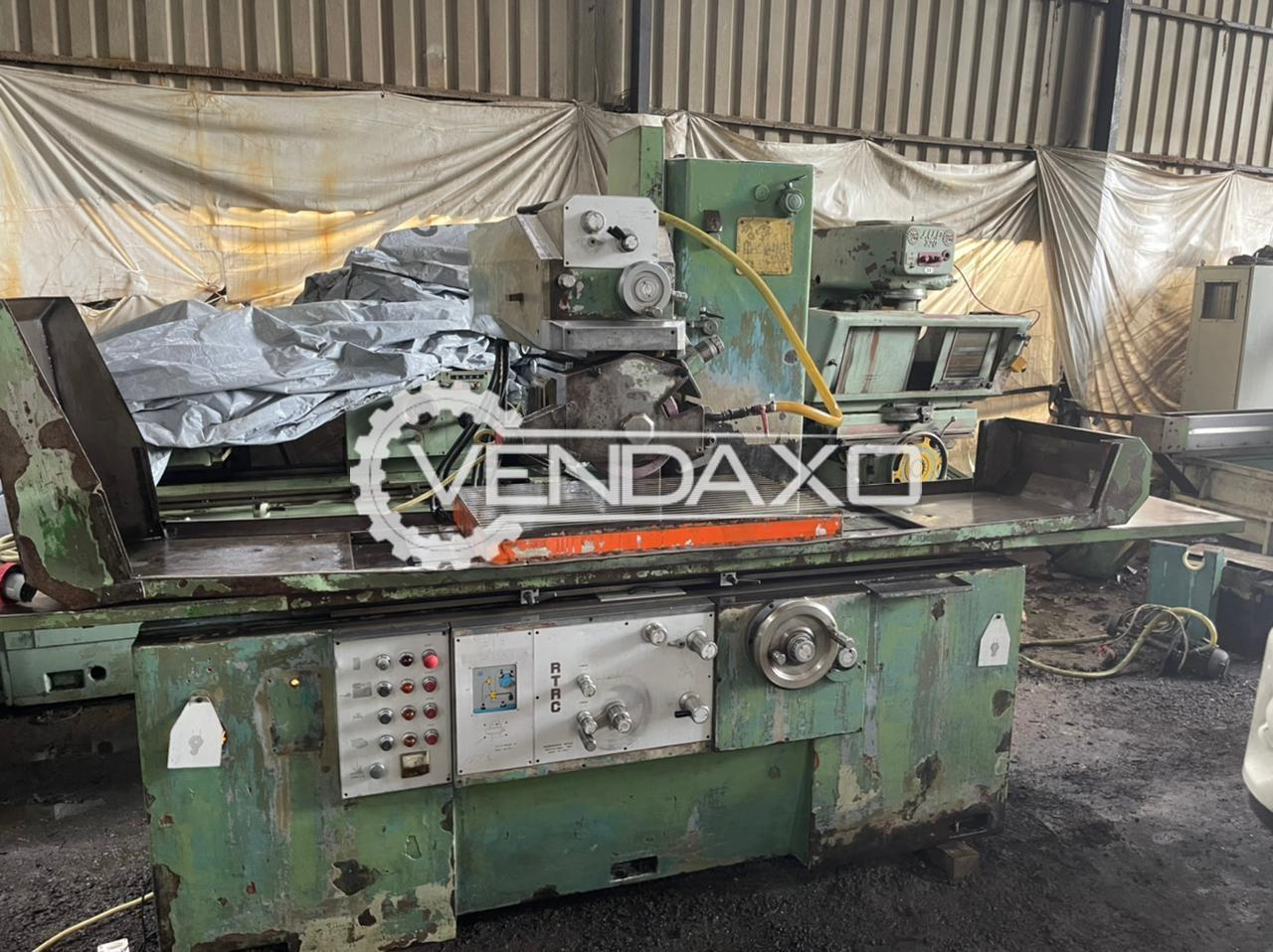 Rosa Surface Grinding Machine - 1200 x 600 mm