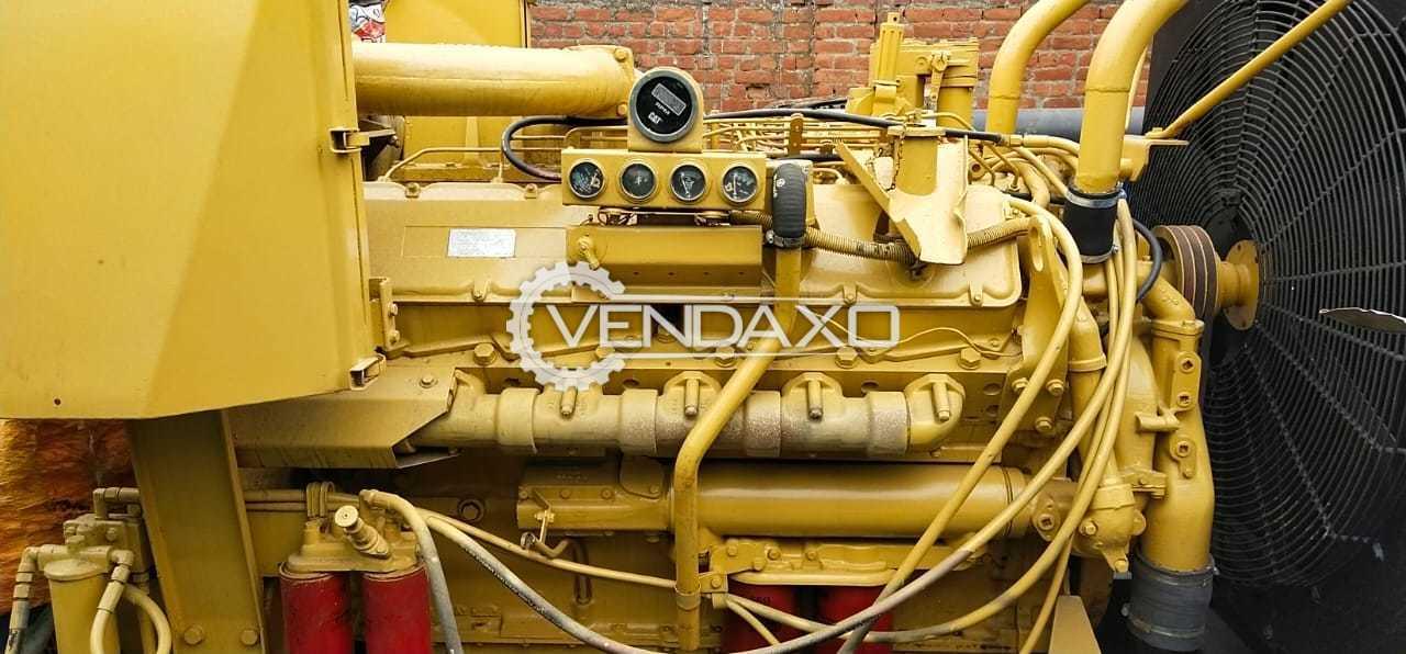 Caterpillar Diesel Generator Engine - 500 Kva, 1998 Model