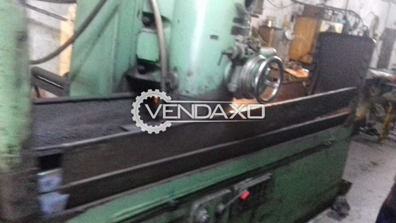 MAS Rotary Surface Grinding Machine - Table Size - 1500 x 300 mm