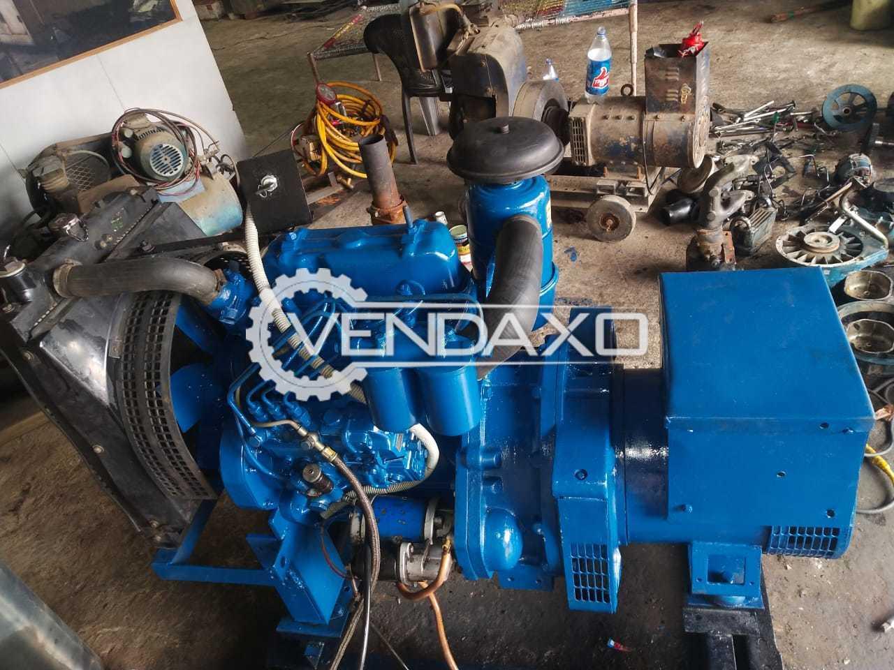 Mahindra & Mahindra 3255GM Diesel Generator Engine - 15 Kva