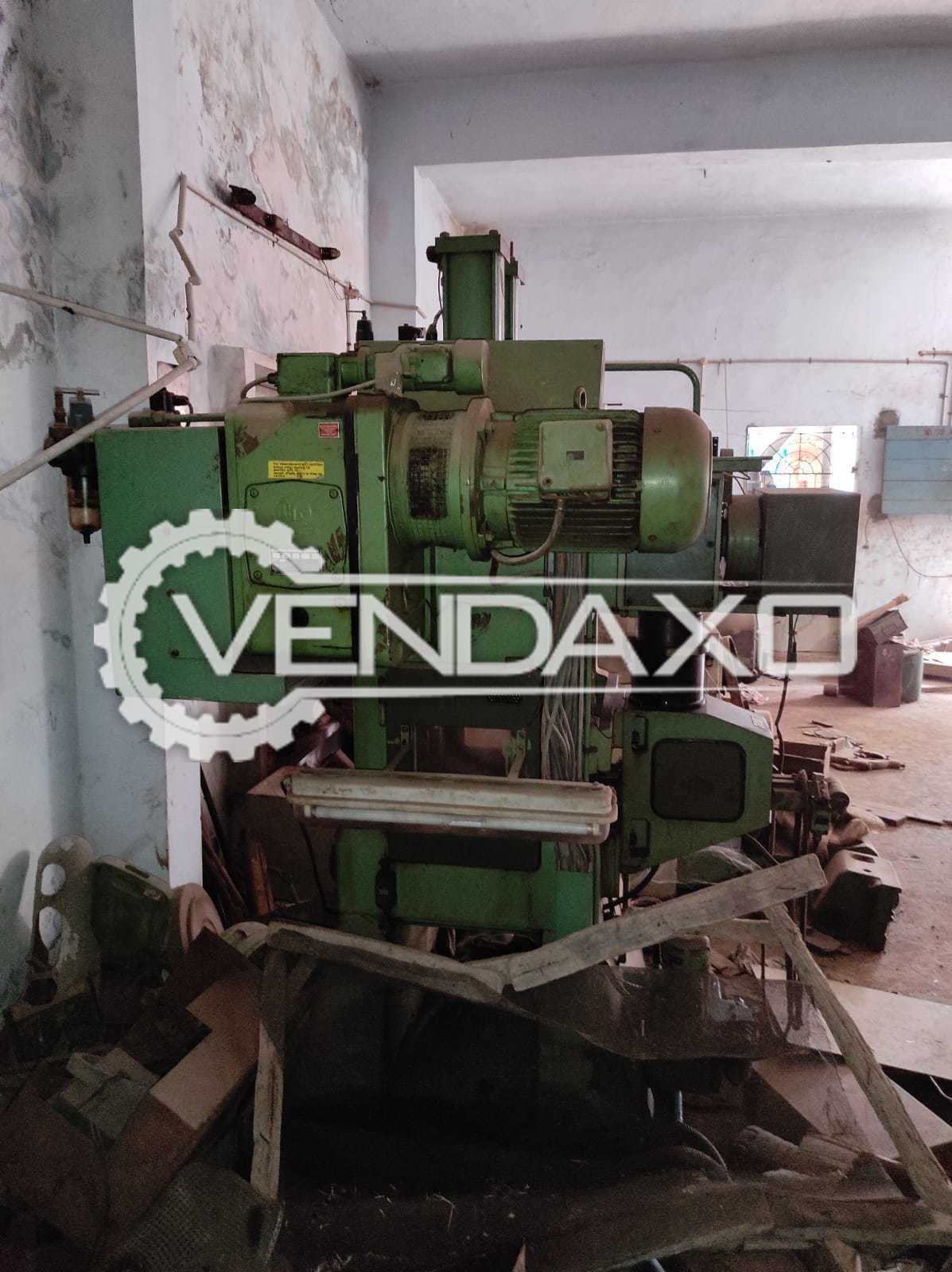For Sale Used Sintering Power Press - 15 Ton
