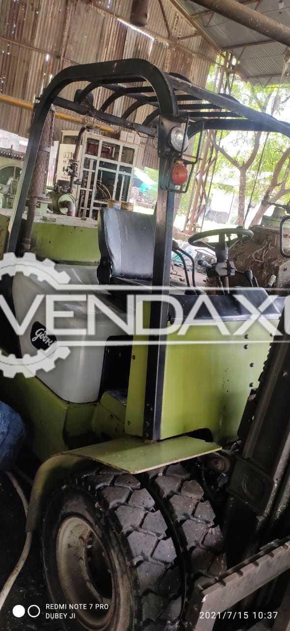 Godrej GX 300D Forklift - 3 Ton