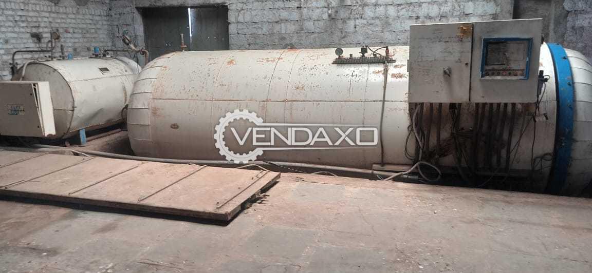 Profix 1000 Yarn Conditioning Plant YCP - 1000 KG