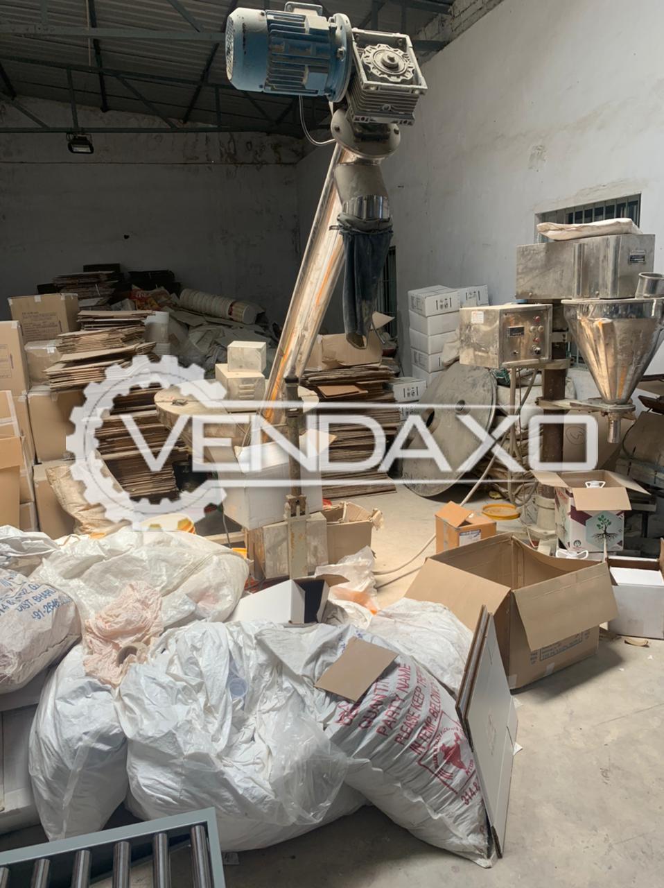 For Sale Used Augar Filler Packaging Line - 250 Gram to 1 KG