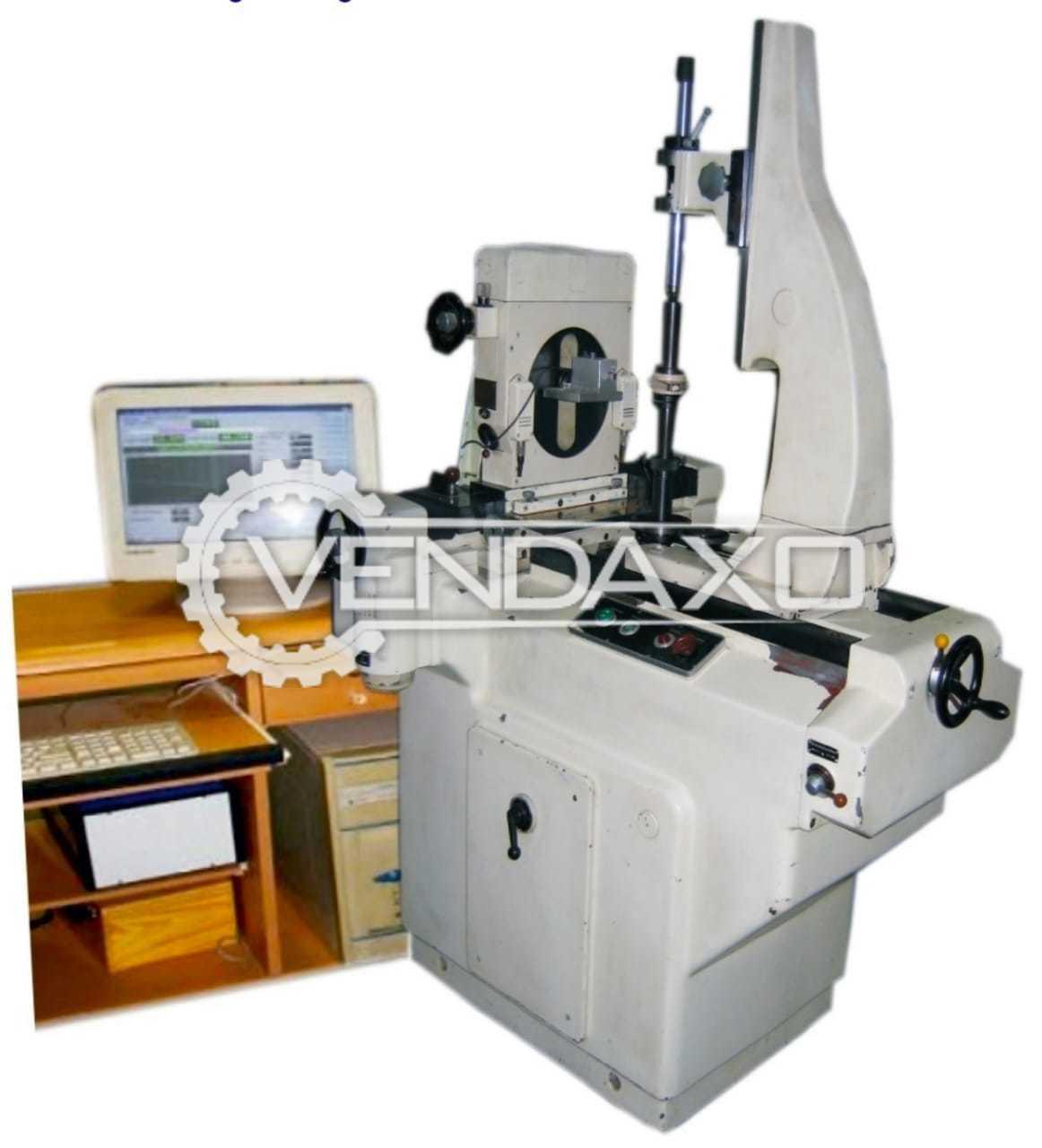 Klingelnberg PFS 600 Gear Lead and Profile Tester Machine - 15 to 600 mm