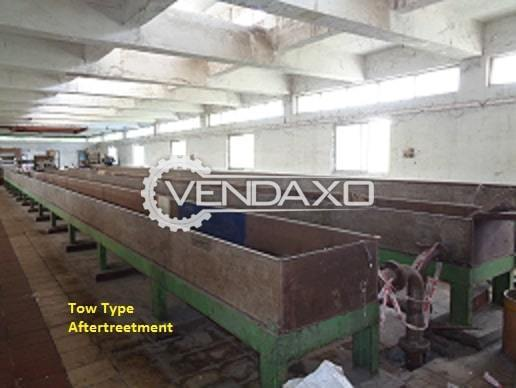 For Sale Used 7 Set OF Tow Type Aftertreetment & Tow Type Dryer