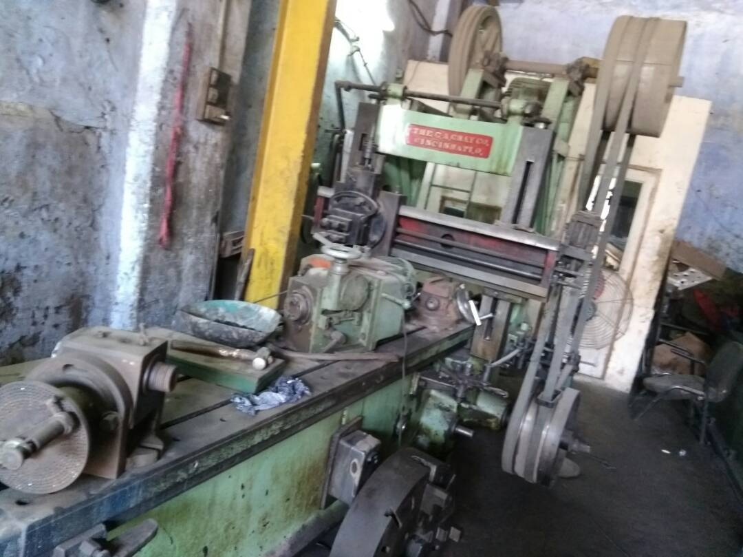 Cin planing machine