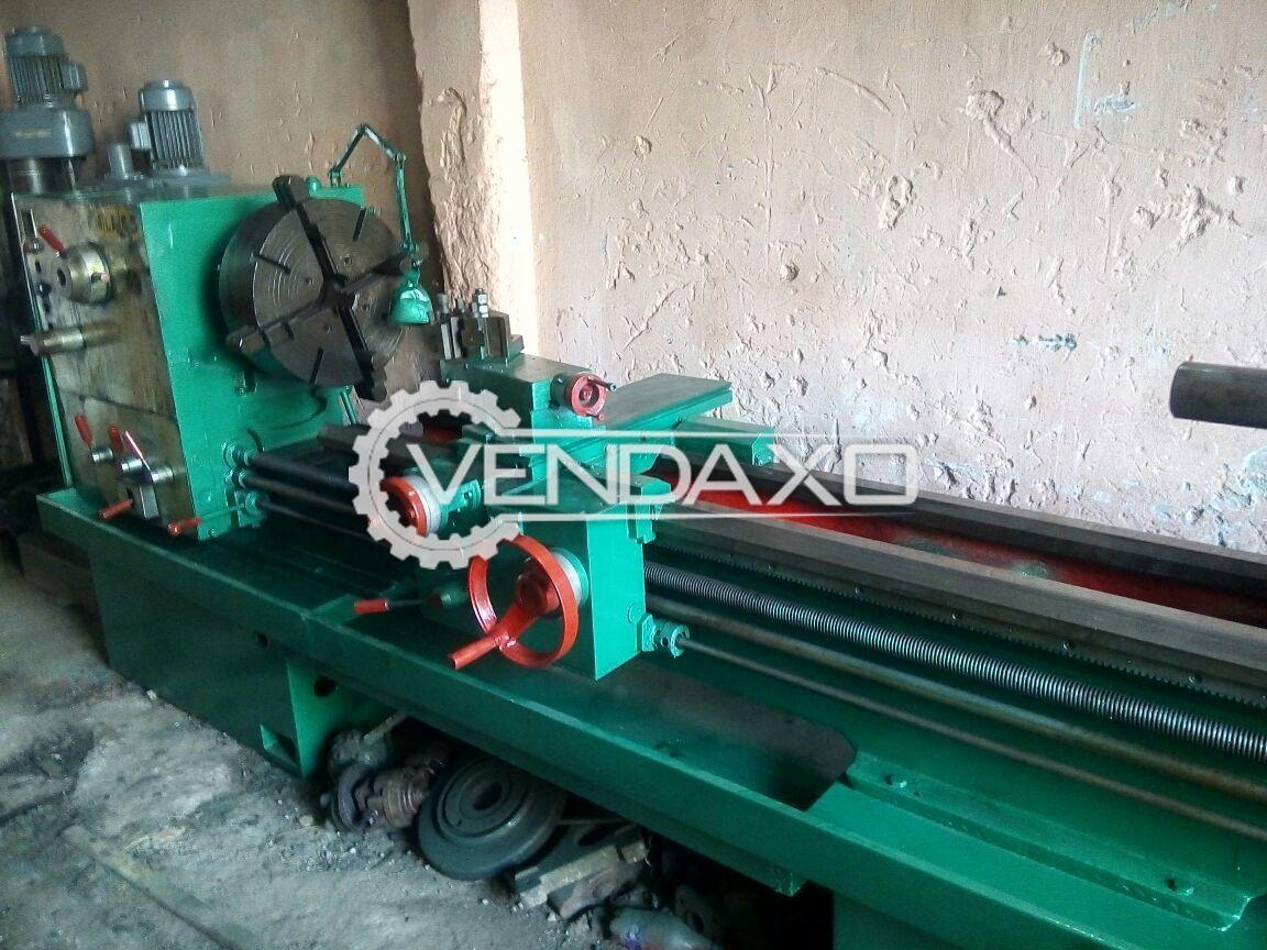 Kirloskar Enterprise EP-2215 Lathe Machine - 2 Meter