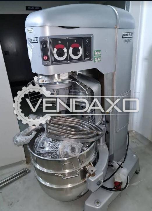 Hobart HL1400 Manual Mixer - 37.8 to 132.5 Liter