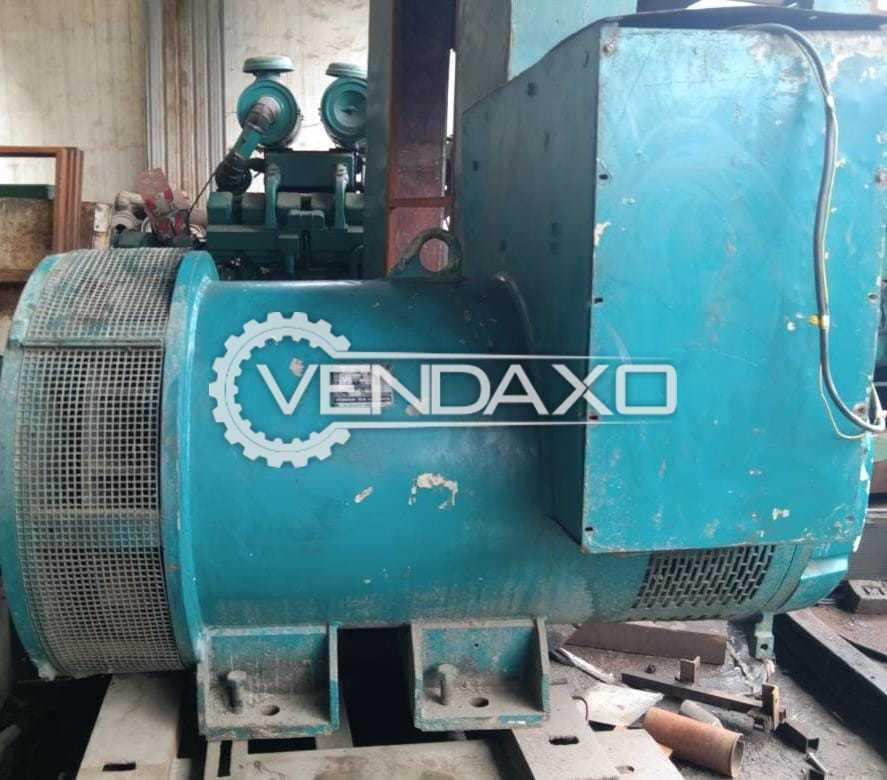 Leroy Somer Diesel Generator Engine - 1325 Kva